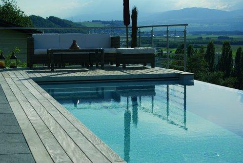 accessoire piscine a debordement