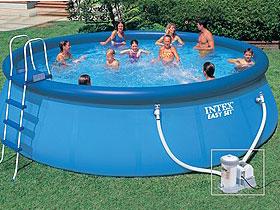 accessoire piscine autoportee