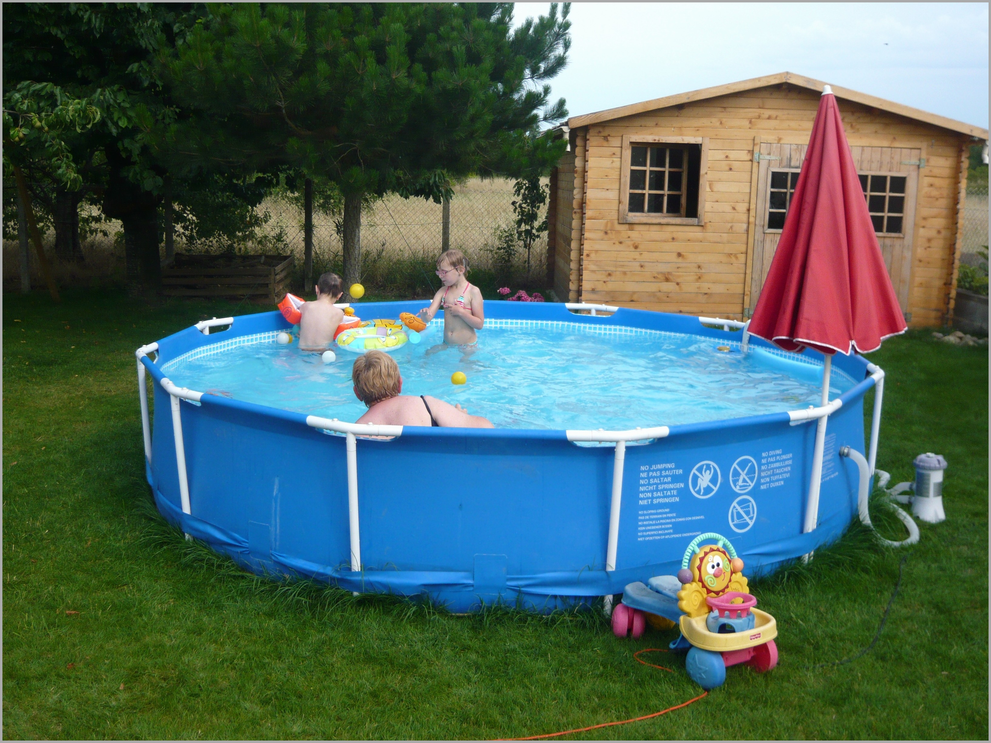accessoire piscine cdiscount