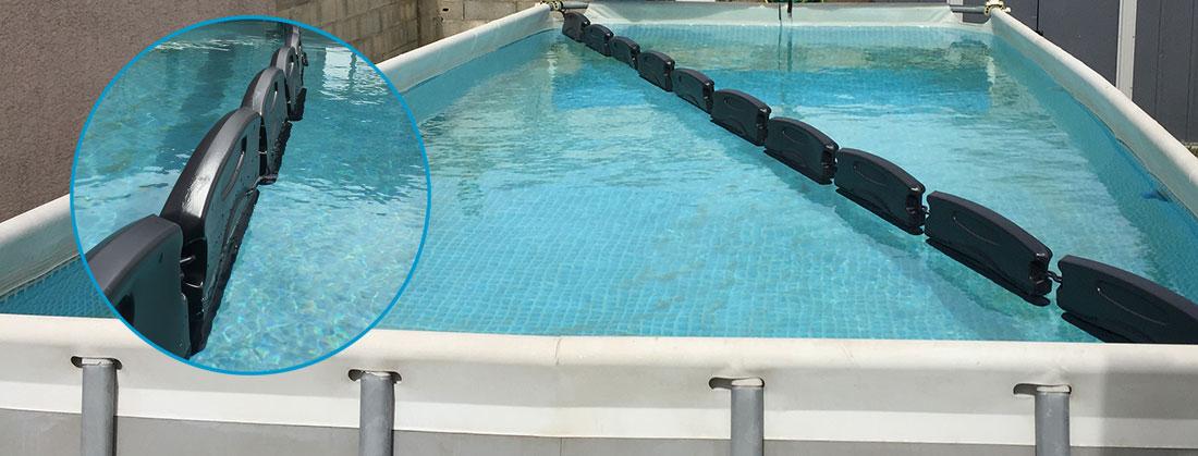 Accessoire piscine hivernage - Flotteur d hivernage pour piscine ...