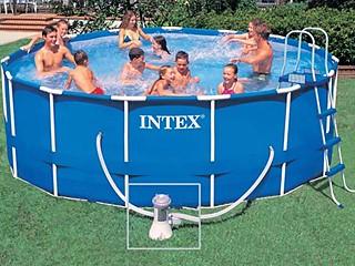 accessoire piscine intex carrefour. Black Bedroom Furniture Sets. Home Design Ideas
