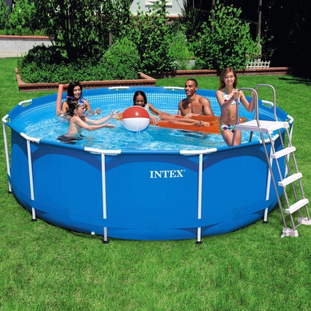Accessoire piscine intex castorama - Piscine tubulaire castorama ...