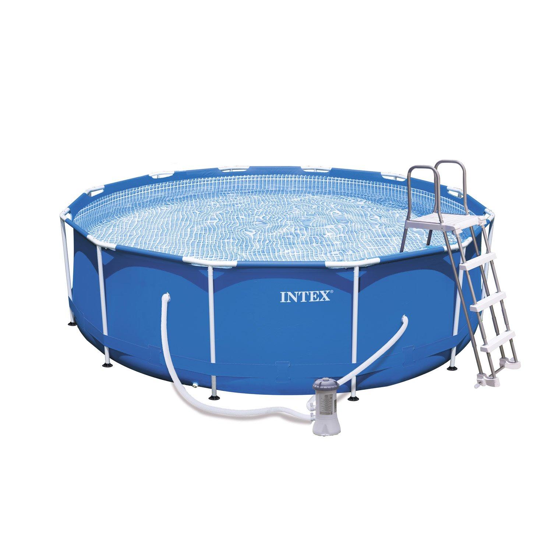 Accessoire piscine intex leroy merlin - Piscine tubulaire intex leroy merlin ...