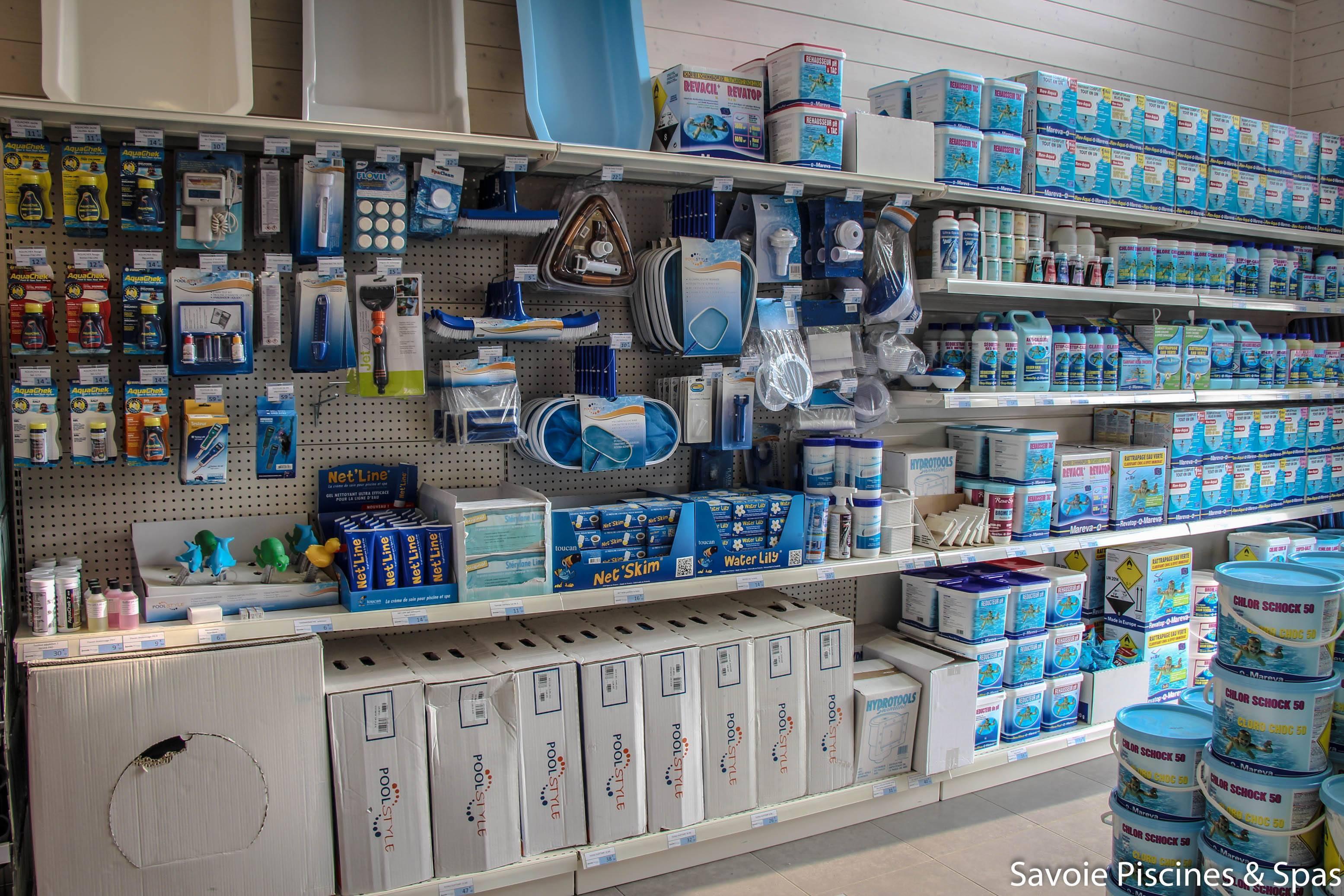 accessoire piscine magasin