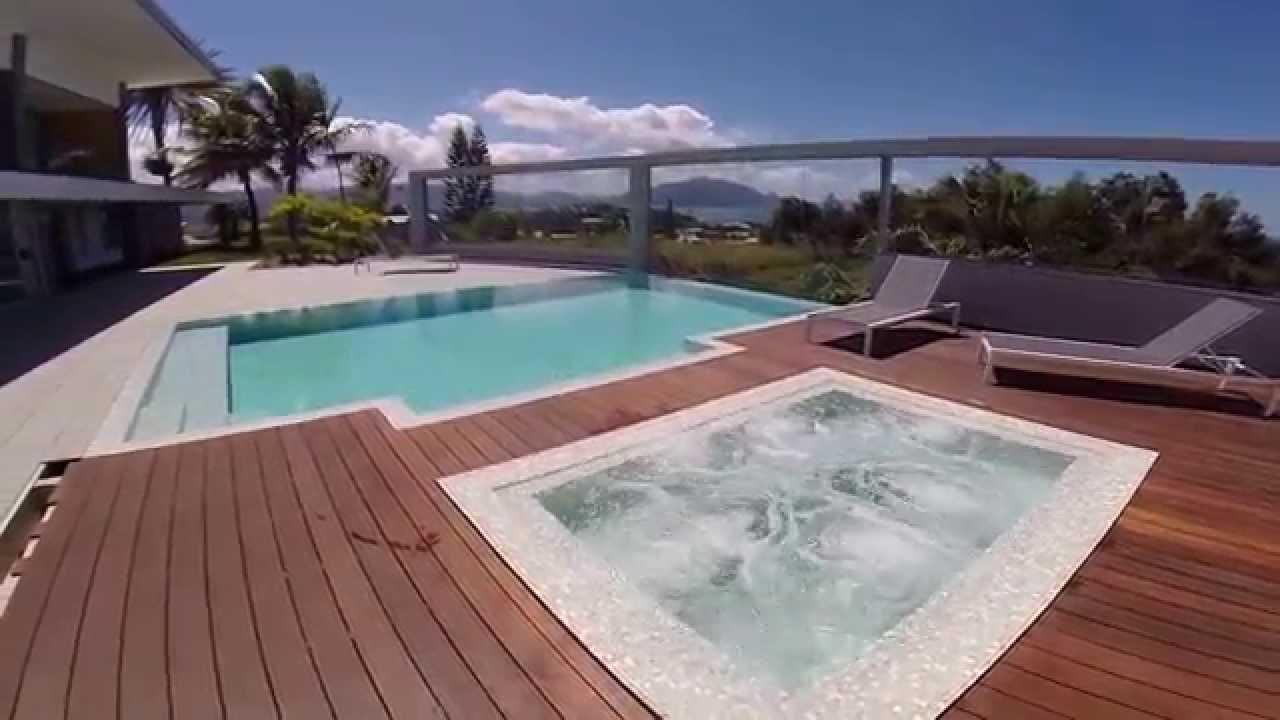 accessoire piscine noumea