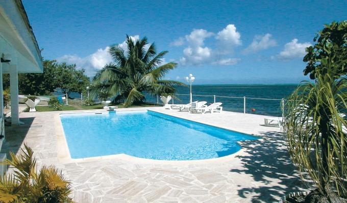 accessoire piscine tahiti