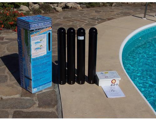 alarme piscine 4 bornes