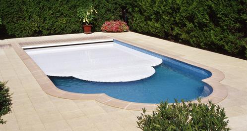 alarme piscine avec rideau