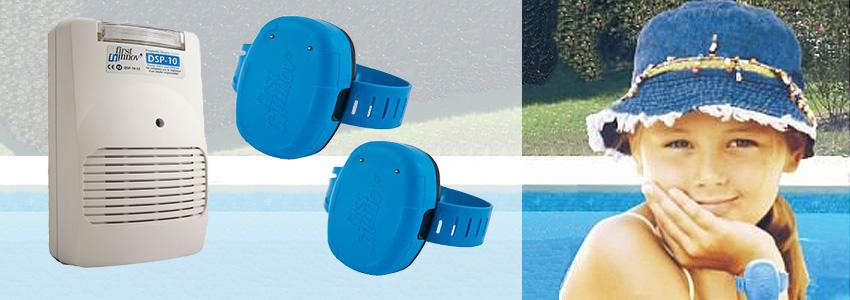 alarme piscine bracelet de securite