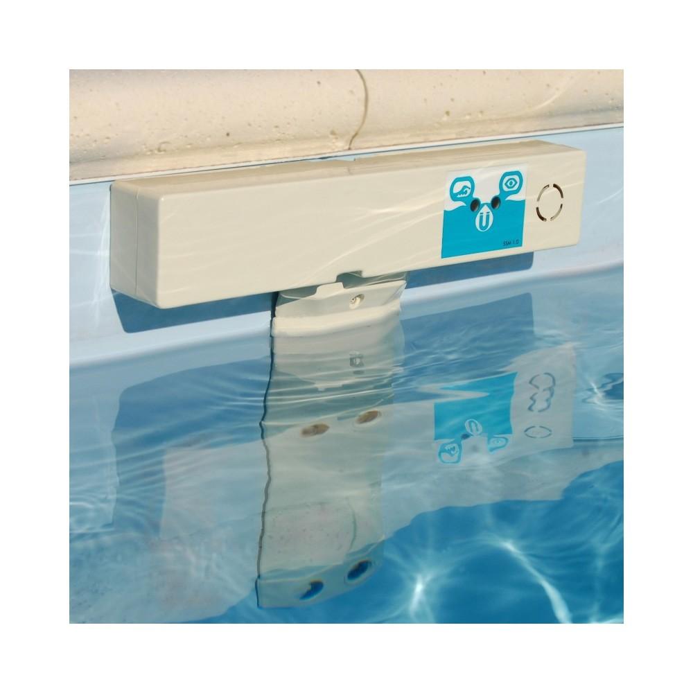 alarme piscine discrete