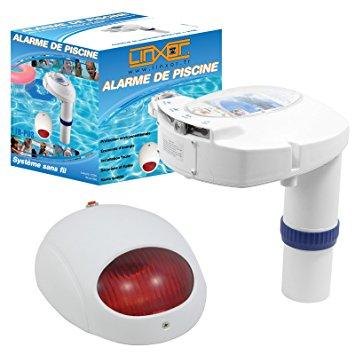 alarme piscine en anglais