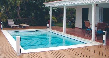 alarme piscine infrarouge