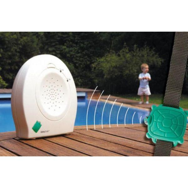 alarme piscine installation