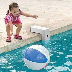 alarme piscine laser