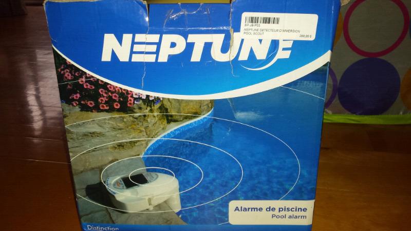 alarme piscine neptune