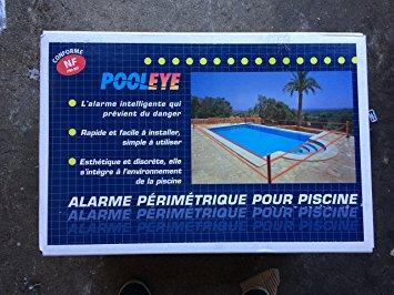 alarme piscine pooleye
