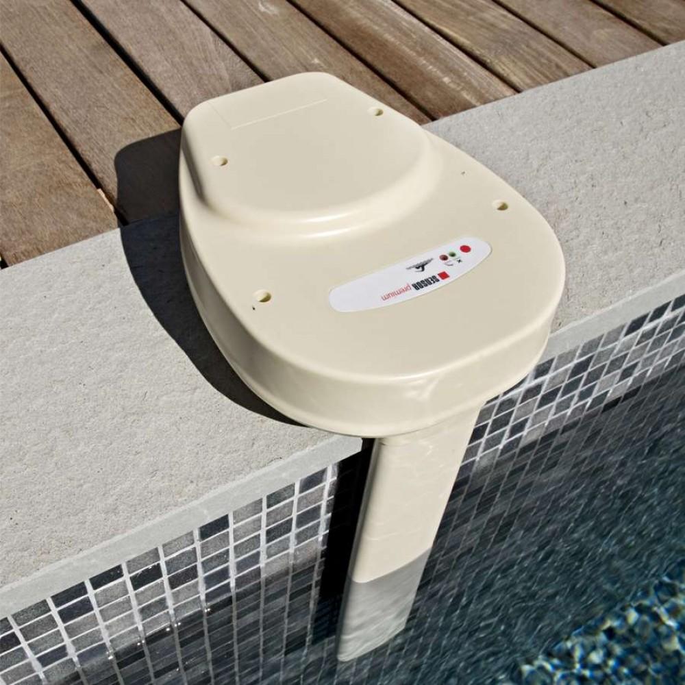 alarme piscine sensor premium pro avec telecommande