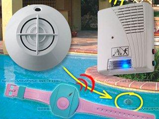 alarme piscine sonar