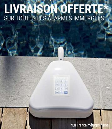 alarme piscine ultrason