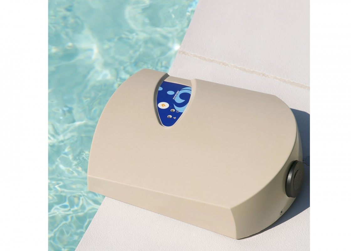alarme piscine vent