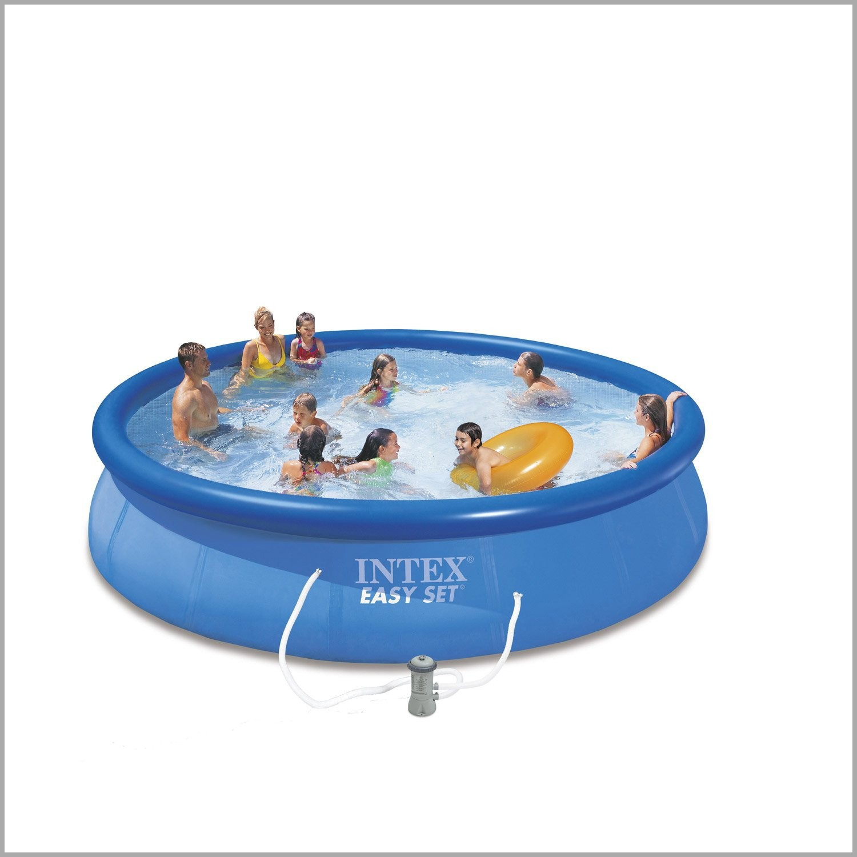 aspirateur piscine castorama