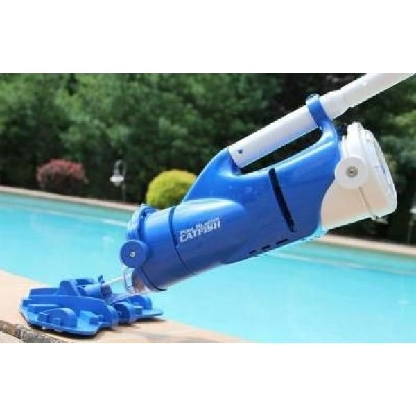 aspirateur piscine catfish ultra