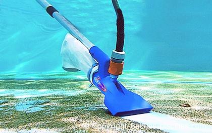 aspirateur piscine effet venturi