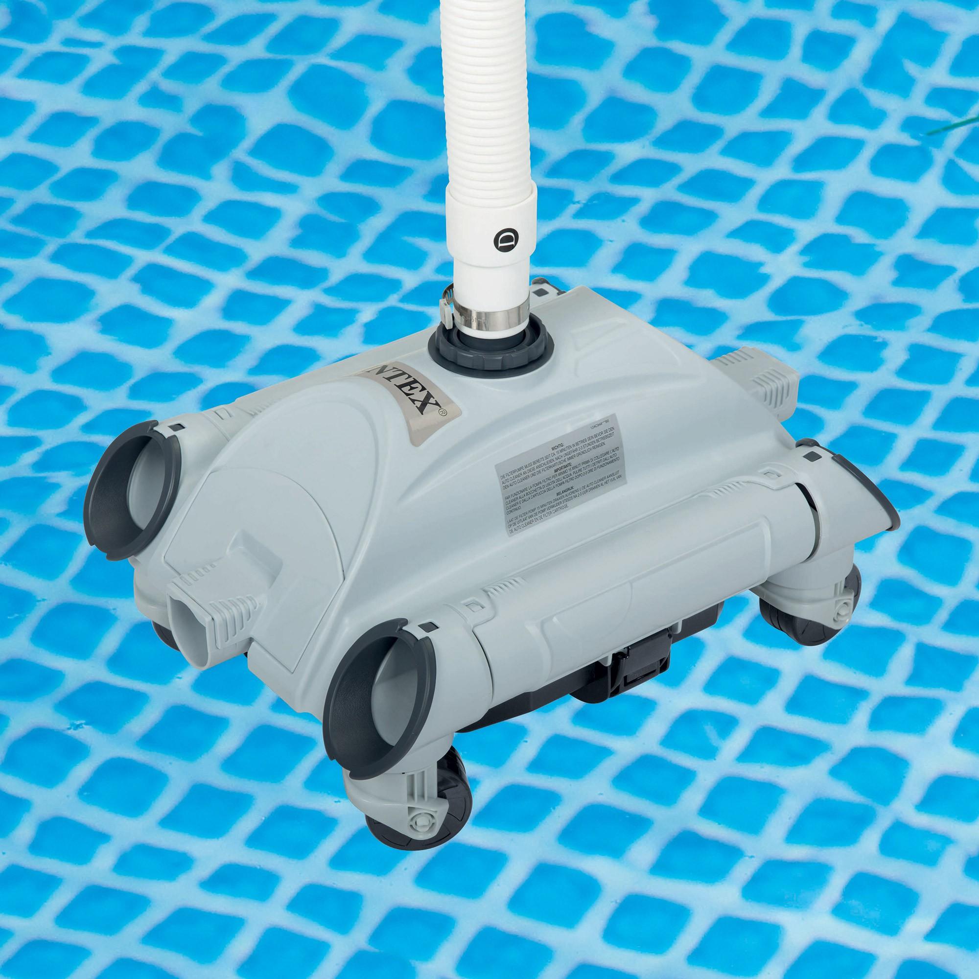 aspirateur piscine electrique intex