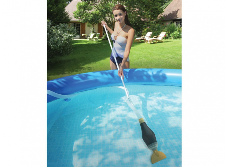 Aspirateur piscine fait maison - Aspirateur de piscine pas cher ...