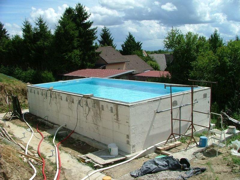 aspirateur piscine fait maison. Black Bedroom Furniture Sets. Home Design Ideas