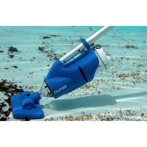 aspirateur piscine filtration