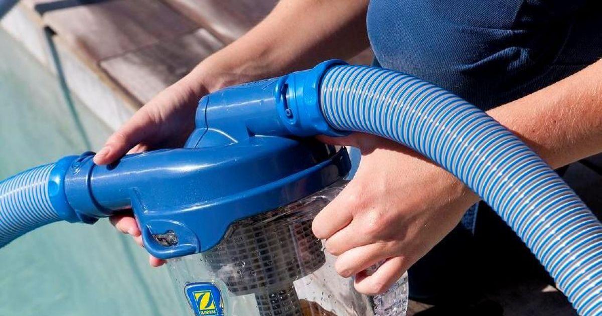 Aspirateur piscine filtre a sable - Nettoyage filtre a sable piscine ...