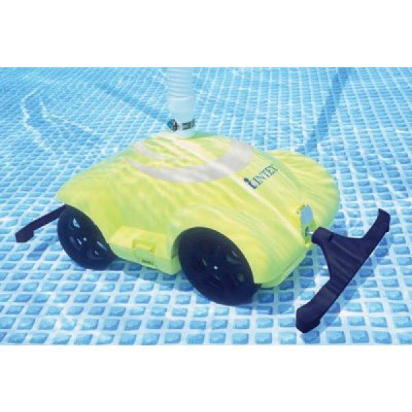 aspirateur piscine fond