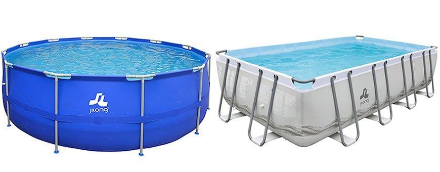 aspirateur piscine hors sol jilong. Black Bedroom Furniture Sets. Home Design Ideas