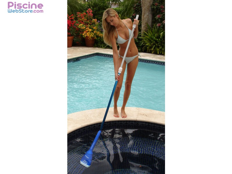 aspirateur piscine independant