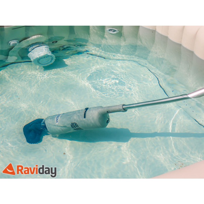 aspirateur piscine intex avis