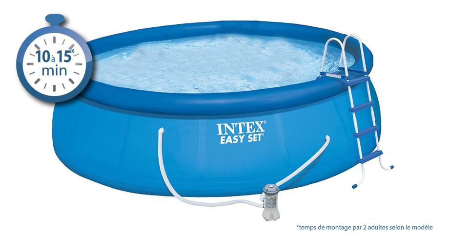 aspirateur piscine intex easy set. Black Bedroom Furniture Sets. Home Design Ideas