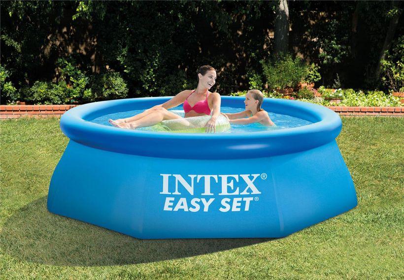 aspirateur piscine intex easy set