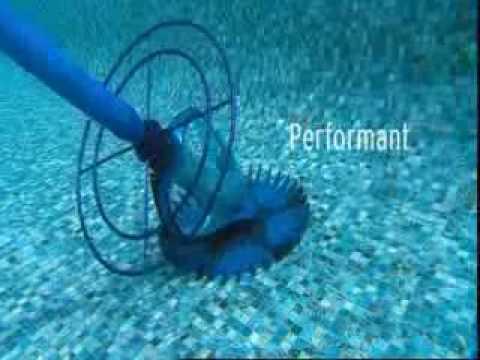 aspirateur piscine joker powerline