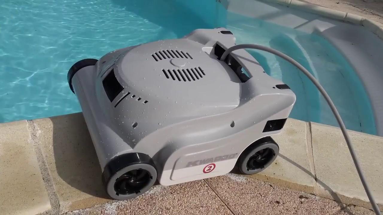 aspirateur piscine kwadoo
