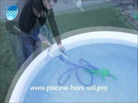 aspirateur piscine little vac