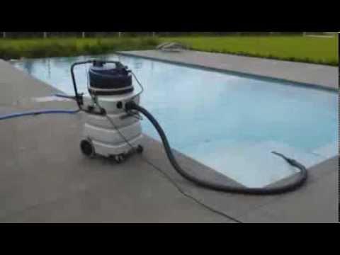 aspirateur piscine maison