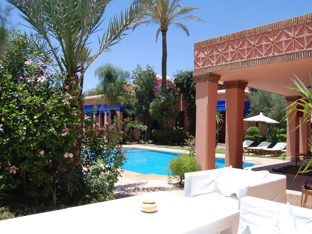 aspirateur piscine marrakech