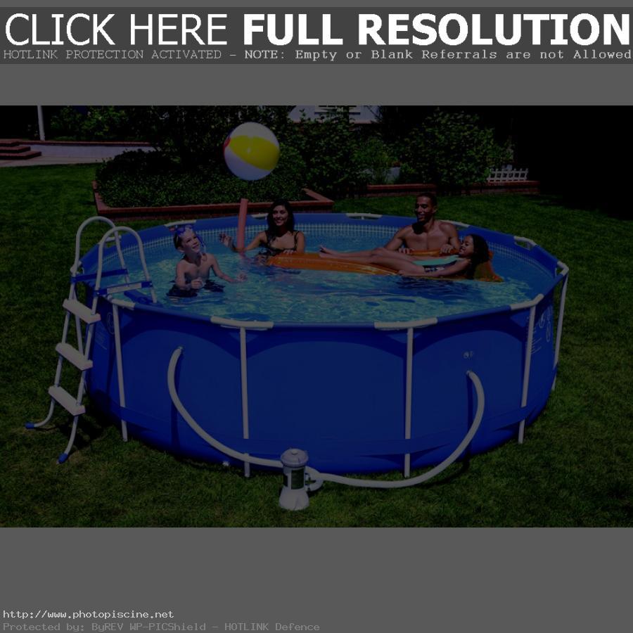 aspirateur piscine monsieur bricolage