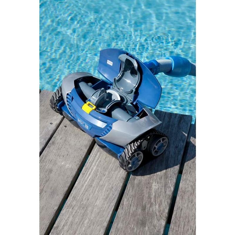 aspirateur piscine mx8