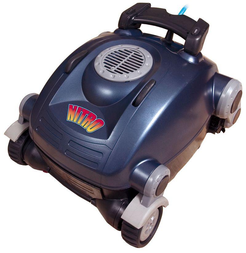 aspirateur piscine nitro