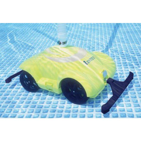 aspirateur piscine ou robot