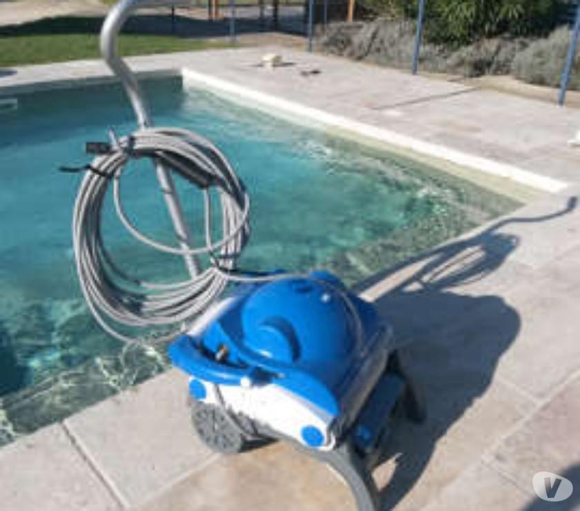 aspirateur piscine polaris 165