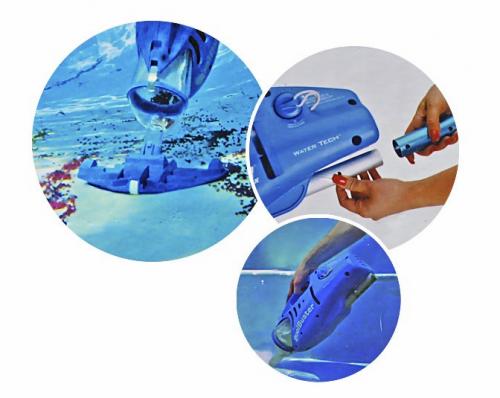 aspirateur piscine pool blaster max electrique