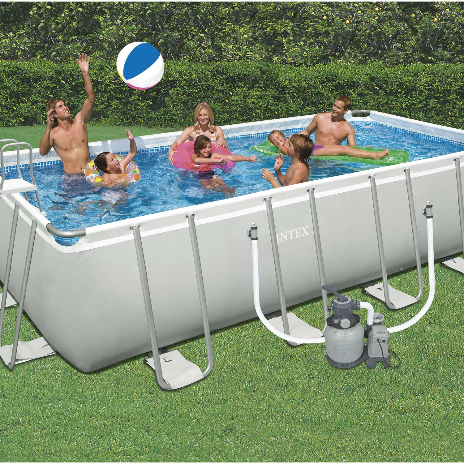 aspirateur piscine rectangulaire